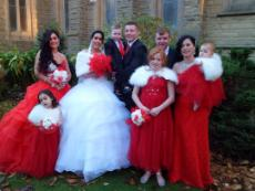 Wedding Party In St Anne's