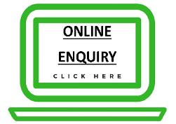 Online enquiry form