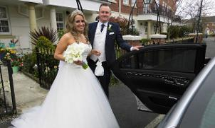 wedding cars to hire available throughout lancashire